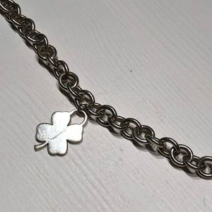 Tiffany & Co. Jewelry - Sterling silver Tiffany charm bracelet